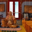 Seated Buddha — Stock Photo