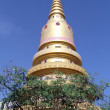 Stupa in wat - Stock Photo