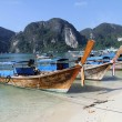 Traditional boats — Stock Photo #18814147