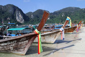 Traditional boats — Stock Photo
