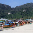 Motorboats in Ko Phi Phi — Stock Photo #18828487