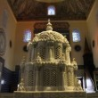 Fountain in mosque — Vídeo Stock