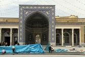 Dentro da Mesquita — Fotografia Stock