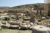 Ruins of palace — Stock Photo