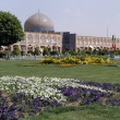 Sheikh Lotf Allah Mosque on the Naqsh-e Jahan Square — Stock Photo