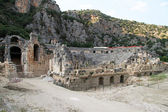 Ancient theater — Stockfoto