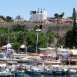Stock Photo: Boats in Antalya