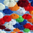 Umbrellas — Stock Photo #26861585