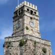 clock tower&quot — Stock Photo