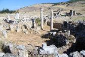 Ruinas de hyerapolis — Foto de Stock