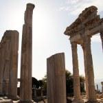 Trajan temple — Stock Photo #34950017