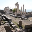 Trajan temple — Stock Photo