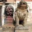Old statues — Stock Photo #38179279