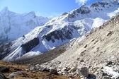 Slope of Manaslu — Foto de Stock