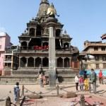 Durbar in Patan — Stock Photo #38182353