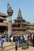 Durbar square — Stock Photo