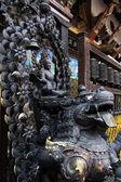 Bronzová božství — Stock fotografie