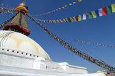 Estupa bodnath — Foto de Stock
