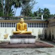 Stock Photo: Seated Buddha