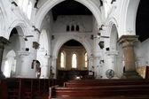 Inside church — Stock Photo