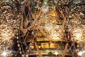 Golden shrine — Stock Photo