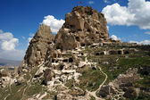Mount in Uchisar, Cappadocia — Stock Photo