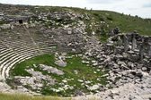 Ancient theater — Stock Photo