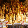 Golden Buddha — Stock Photo #7624887