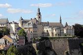 Centre-ville de luxembourg — Photo