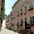 Old  street in Luxembourg - Stock Photo