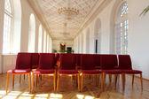 内部的布里希宫 — 图库照片