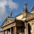 Hessian State Theater of Wiesbaden — Stock Photo