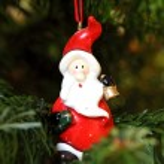Santa Claus — Stock Photo #17989551