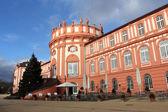 Palais de biebrich en hiver — Photo