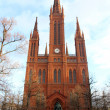 Marktchurch in Wiesbaden - Stock Photo