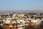 Wiesbaden w zimie — Zdjęcie stockowe