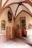 Interior of Mainz Cathedral — Stock Photo