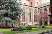 Details of Mainz Cathedral — Stock Photo