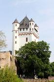 Castillo electoral en eltville — Foto de Stock