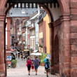 Visiting Heidelberg — Stock Photo
