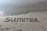 Holidays in the summer — Foto de Stock