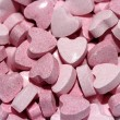 Stock Photo: Sweetheart candies