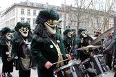 Carnival street parade — Stock Photo
