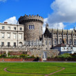 Dublin Castle - Stock Photo