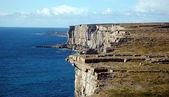 Irish Coastline — Stock Photo