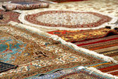 Oriental Persian Carpets — Stock Photo