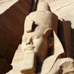 Temple of King Ramses II in Abu Simbel, Egypt — Stock Photo #12385628