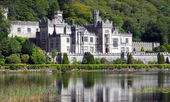 Kylemore abbey — Stockfoto
