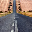 Stock Photo: Endless road