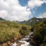 Montanhas Drakensberg — Fotografia Stock  #12590718